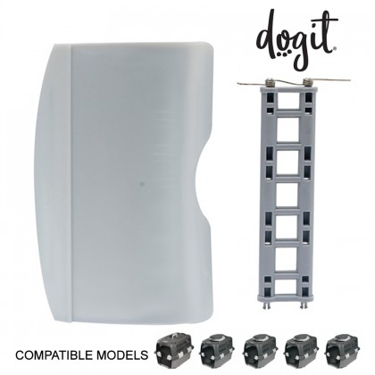 Dogit Pet Cargo Carrier Replacement Buckle/Hinge/Spring Assembly