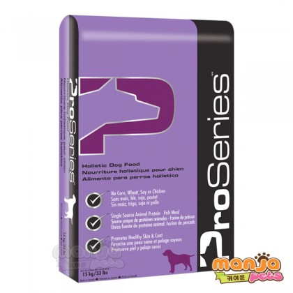 ProSeries Holistic Fish and Rice 33 lb (15kg)