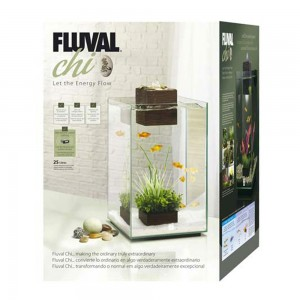 New Fluval CHI Aquarium Kit 25L