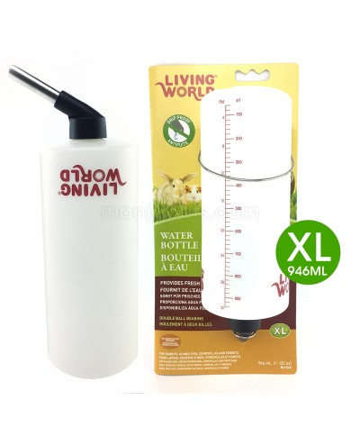 Living World All Purpose Bottle with hanger - 32 oz (946 ml)