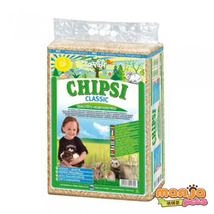 New Chipsi Classic Pet Bedding 3.2KG