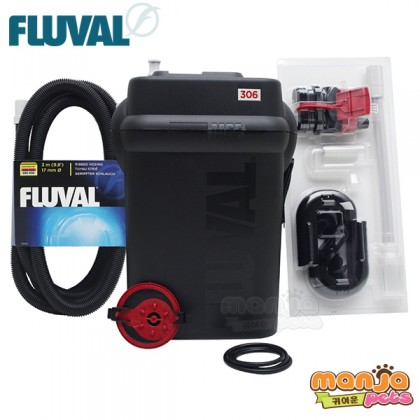 Fluval 306 Canister Filter A212 (1 Year Warranty)