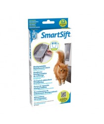 Catit Design Smart Sift Replacement Liners - 12 pack For Pull-Out Waste Bin
