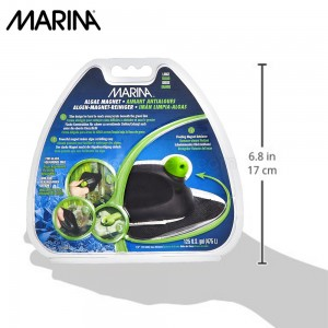 Marina Deluxe Algae Magnet Cleaner (Large)