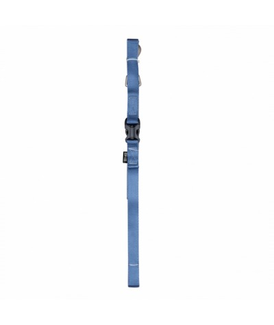 Zeus Nylon Leash - Denim Blue - Small - 1.2 m (4 ft)