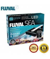 Fluval Nano Marine & Reef High Performance LED Lamp - 14 W - 14 x 15.5 cm(5.5 x 6 in)