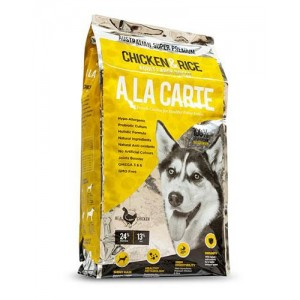 New! Ala Carte Smoke Chicken & Rice 18KG Adult Medium TO Large Breeds