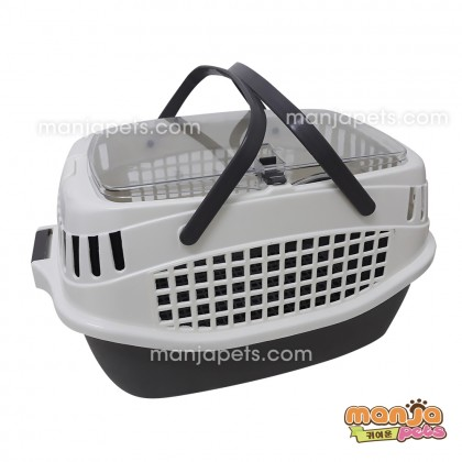 "Small Animals Pet Carrier Open Top - 20""x13""x11.5""H"