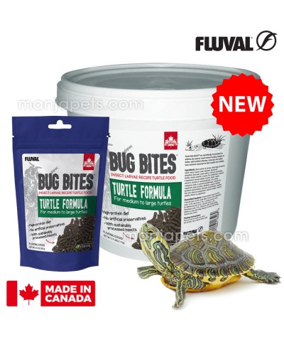 Fluval Bug Bites Turtle Sticks (M-L)