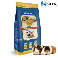 New Hagen Original Plus Guinea Pig Food - 2kg (4.4 lb)